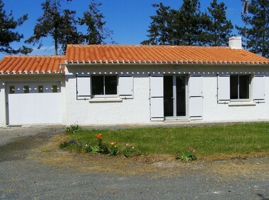 Vente Maison 3 pièces 53m² Saint-Hilaire-de-Riez (85270) - photo