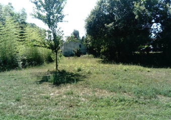 Vente Terrain 543m² Commequiers (85220) - photo