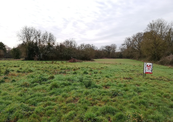 Vente Terrain 1 200m² COMMEQUIERS - photo