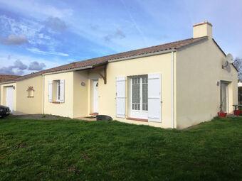 Vente Maison 4 pièces 85m² Saint-Révérend (85220) - photo