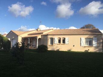 Vente Maison 6 pièces Coëx (85220) - photo