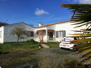 Vente Maison 4 pièces 140m² Saint-Révérend (85220) - photo