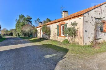 Vente Maison 3 pièces 94m² Saint-Maixent-sur-Vie (85220) - Photo 1