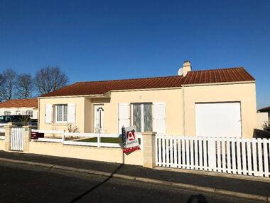 Vente Maison 4 pièces 90m² Le Fenouiller (85800) - photo