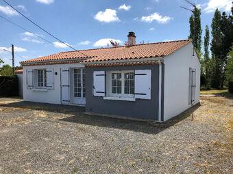 Vente Maison 3 pièces 56m² Commequiers (85220) - Photo 1