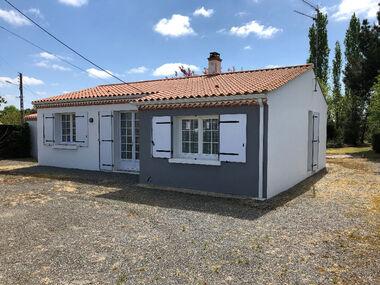 Vente Maison 3 pièces 56m² Commequiers (85220) - photo