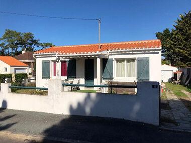 Vente Maison 3 pièces 75m² Saint-Hilaire-de-Riez (85270) - photo