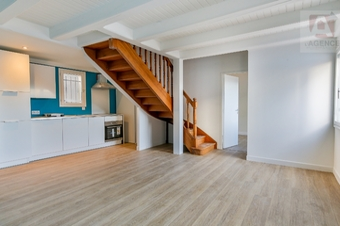 Vente Appartement 3 pièces 56m² SAINT GILLES CROIX DE VIE - photo