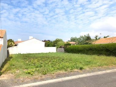Vente Terrain 310m² SAINT HILAIRE DE RIEZ - photo