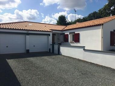 Vente Maison 6 pièces 137m² Commequiers (85220) - photo