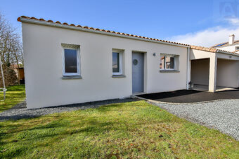 Vente Maison 4 pièces 98m² Givrand (85800) - photo