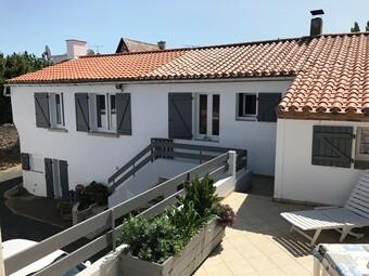 Vente Maison 6 pièces 177m² Saint-Gilles-Croix-de-Vie (85800) - photo