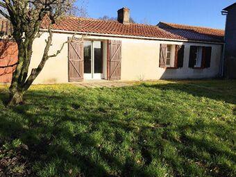 Vente Maison 3 pièces 56m² Saint-Révérend (85220) - photo