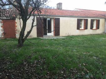 Vente Maison 3 pièces 56m² Saint-Révérend (85220) - Photo 1