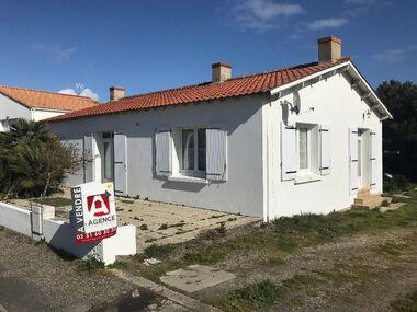 Vente Maison 4 pièces 101m² Saint-Hilaire-de-Riez (85270) - photo