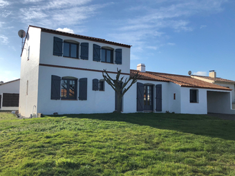Vente Maison 6 pièces 153m² Givrand (85800) - photo