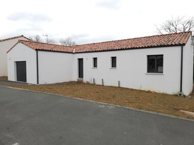 Vente Maison 4 pièces 98m² Coëx (85220) - photo