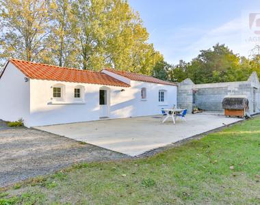 Vente Maison 3 pièces 54m² SAINT HILAIRE DE RIEZ - photo