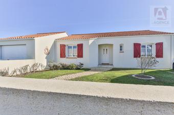Vente Maison 4 pièces 149m² Saint-Hilaire-de-Riez (85270) - Photo 1