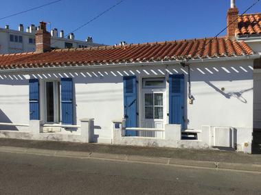 Vente Maison 3 pièces 46m² Saint-Gilles-Croix-de-Vie (85800) - photo