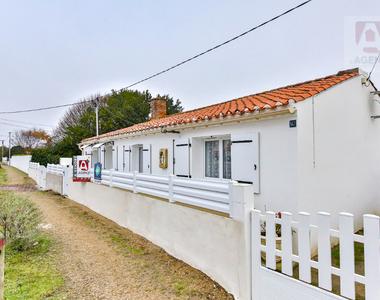 Vente Maison 3 pièces 65m² SAINT GILLES CROIX DE VIE - photo