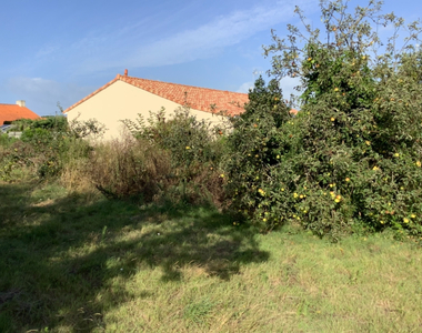 Vente Terrain 540m² SAINT HILAIRE DE RIEZ - photo