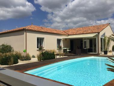 Vente Maison 7 pièces 175m² Le Fenouiller (85800) - photo