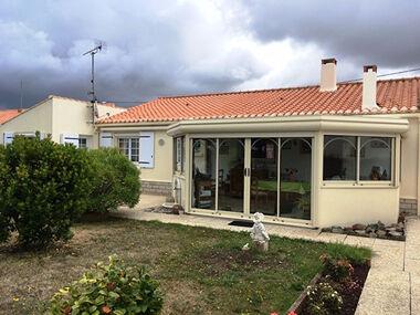 Vente Maison 4 pièces 125m² Saint-Hilaire-de-Riez (85270) - photo
