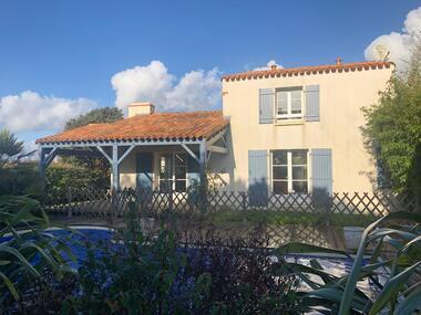 Vente Maison 6 pièces 139m² Saint-Gilles-Croix-de-Vie (85800) - photo