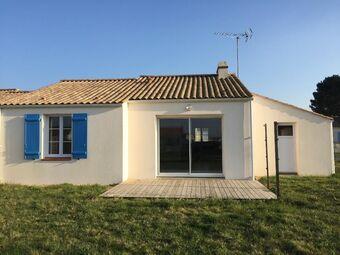 Vente Maison 3 pièces 68m² Givrand (85800) - photo