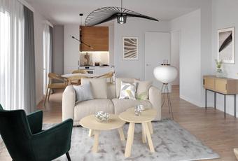 Vente Appartement 2 pièces 45m² Saint-Gilles-Croix-de-Vie (85800) - photo