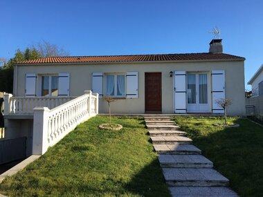 Vente Maison 4 pièces 84m² Le Fenouiller (85800) - photo