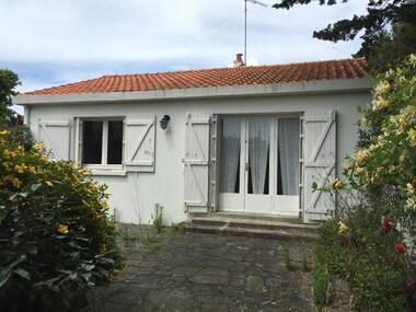 Vente Maison 3 pièces 60m² Saint-Gilles-Croix-de-Vie (85800) - photo