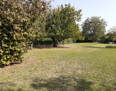 Vente Terrain 734m² COMMEQUIERS - photo