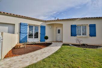 Vente Maison 4 pièces 104m² Le Fenouiller (85800) - Photo 1