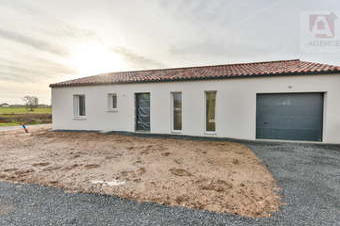 Vente Maison 4 pièces 91m² L' Aiguillon-sur-Vie (85220) - Photo 1