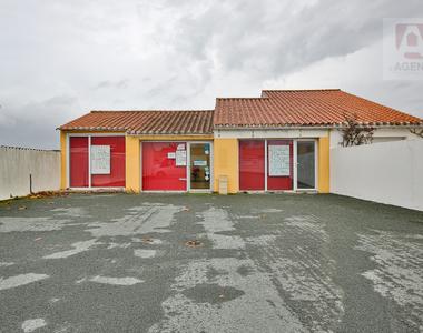 Vente Bureaux 125m² SAINT GILLES CROIX DE VIE - photo