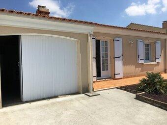 Vente Maison 3 pièces 57m² Le Fenouiller (85800) - photo