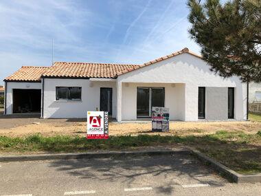 Vente Maison 4 pièces 114m² Saint-Gilles-Croix-de-Vie (85800) - photo
