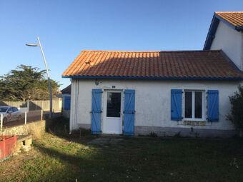 Vente Maison 2 pièces 35m² Saint-Hilaire-de-Riez (85270) - photo
