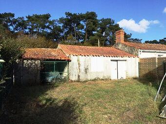 Vente Maison 2 pièces 54m² Saint-Hilaire-de-Riez (85270) - photo