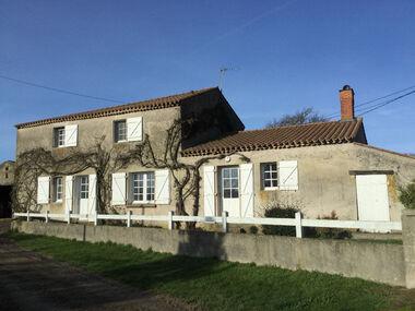Vente Maison 5 pièces 150m² Coëx (85220) - photo