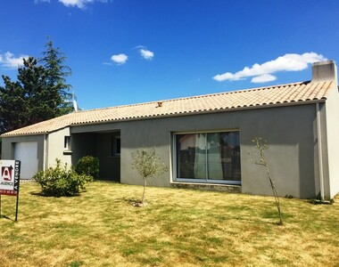 Vente Maison 5 pièces 118m² Apremont (85220) - photo