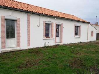 Vente Maison 4 pièces 82m² Commequiers (85220) - photo