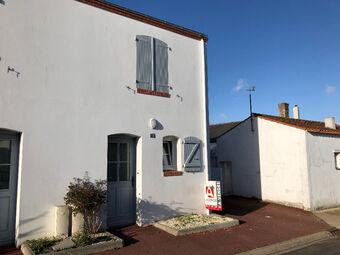 Vente Maison 3 pièces 60m² Notre-Dame-de-Riez (85270) - photo