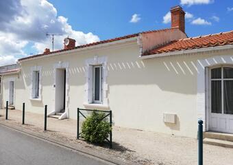 Vente Maison 5 pièces 128m² SAINT MAIXENT SUR VIE - photo