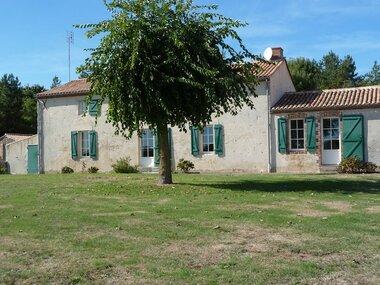 Vente Maison 5 pièces 161m² Givrand (85800) - photo