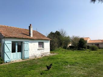 Vente Maison 3 pièces 43m² SAINT HILAIRE DE RIEZ - Photo 1