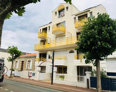 Location Appartement 2 pièces 44m² Saint-Gilles-Croix-de-Vie (85800) - photo
