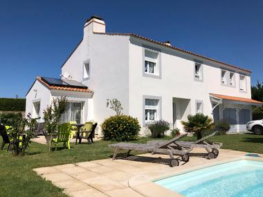 Vente Maison 7 pièces 188m² Saint-Hilaire-de-Riez (85270) - photo